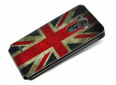 Etui iPhone 4/4S Vintage UK