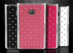 Coque LG Optimus L3-2   -   Luxury Leather