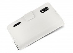 Etui LG L5 White Wallet