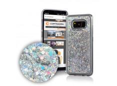 Coque Samsung Galaxy S8 Liquid-Argent