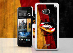 Coque HTC One M7 Lips Allemagne