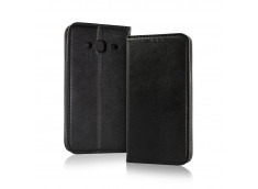 Etui Sony Xperia L3 Smart Magnetic-Noir