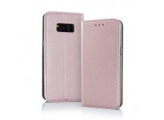 Etui Samsung Galaxy J6 Plus Smart Magnetic-Rose