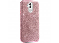 Coque Huawei Mate 20 Lite Glitter Protect-Rose