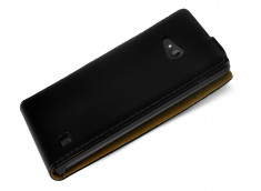 Etui Nokia Lumia 730/735 Business Class-Noir