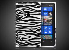Coque Nokia Lumia 920 Zebra