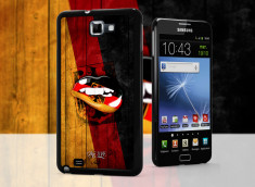 Coque Samsung Galaxy Note 1 Lips Coupe du Monde 2014-Germany