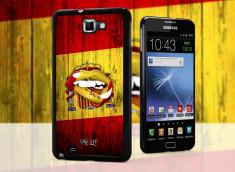 Coque Samsung Galaxy Note 1 Lips Coupe du monde 2014-Espagne