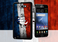 Coque Samsung Galaxy Note 1 Lips Coupe du Monde 2014-France