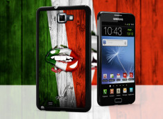 Coque Samsung Galaxy Note 1 Coupe du monde 2014-Italie