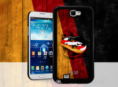 Coque Samsung Galaxy Note 2 Lips Coupe du Monde 2014-Germany