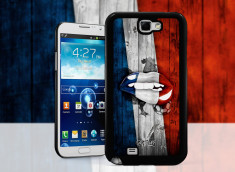 Coque Samsung Galaxy Note 2 Lips Coupe du Monde 2014-France