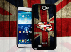 Coque Samsung Galaxy Note 2 Lips Coupe du Monde 2014-UK