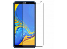 Film protecteur Samsung Galaxy A7 2018 en verre trempé (not full screen)