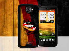 Coque HTC One X Lips Allemagne
