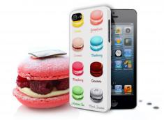 Coque iPhone 5/5S Macarons V2