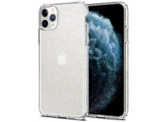 Coque iPhone 11 Pro No Shock Glitter Silver