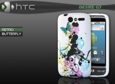 "Coque HTC Desire G7 ""ink scenery"""