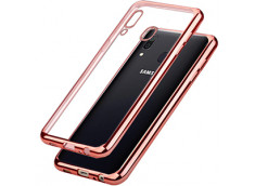 Coque Huawei P30 Rose Gold Flex