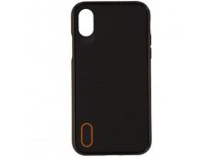 Coque iPhone XS Max GEAR4 D30 Battersea-Noir
