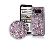 Coque Samsung Galaxy J6 2018 Liquid-Violet