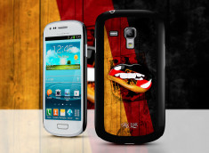 Coque Samsung Galaxy S3 mini Lips Coupe du Monde 2014-Germany