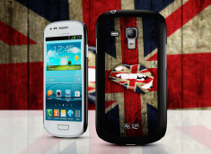 Coque Samsung Galaxy S3 mini Lips Flag UK