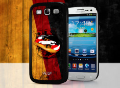 Coque Samsung Galaxy S3 Lips Coupe du Monde 2014-Germany