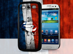 Coque Samsung Galaxy S3 Lips Coupe du Monde 2014-France