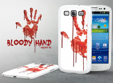 Coque Samsung Galaxy S3 Bloody Hand