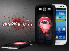 Coque Samsung Galaxy S3 Vampire Kiss