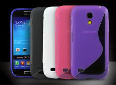 Coque Samsung Galaxy S4 mini Grip Flex