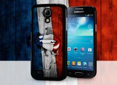 Coque Samsung Galaxy S4 Mini Lips Coupe du Monde 2014-France