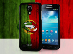 Coque Samsung Galaxy S4 Mini Lips Coupe du Monde 2014-Portugal
