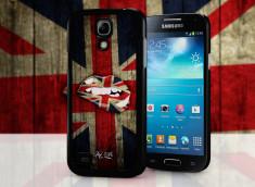 Coque Samsung Galaxy S4 Mini Lips Coupe du Monde 2014-UK