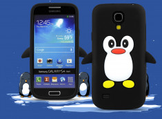Coque Samsung Galaxy S4 mini - Pingouin