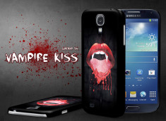 Coque Samsung Galaxy S4 Vampire Kiss