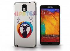 Coque Samsung Galaxy Note 3 - Hipster - Cerf