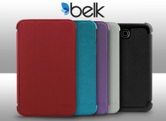 "Etui Galaxy Tab3 7"" Magnetic Flap By Belk"