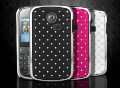 Coque Samsung Chat 335 - Luxury Leather