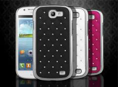 Coque Samsung Galaxy Express Luxury Leather