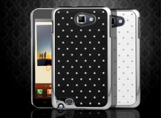 Coque Samsung Galaxy Note - Luxury Leather