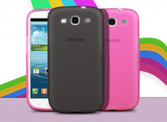 Coque Samsung Galaxy S3 -  Color Flex