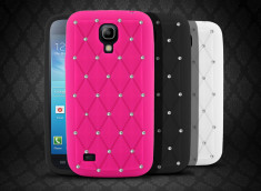 Coque Samsung Galaxy S4 mini Luxury Flex