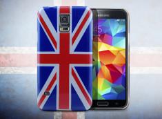 Coque Samsung Galaxy S5 UK Flag
