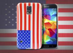 Coque Samsung Galaxy S5 US Flag