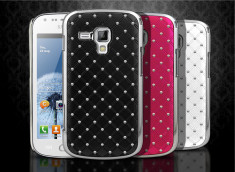 Coque Samsung Galaxy Trend - Luxury Leather