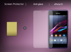 Film Protecteur Sony Xperia E1 Anti-Reflet