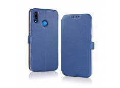Etui iPhone XS Max Smart Pocket-Bleu