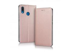 Etui Samsung Galaxy A9 2018 Slim Flip-Rose